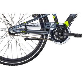 s'cool XXlite 24 3-S Børnecykel alloy grå
